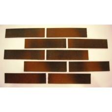 Гибкий клинкер ArtRock Burnt Terrakotta