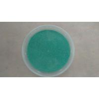 Перламутровый песок Изумруд 250 гр.