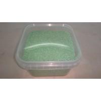 Перламутровый песок Зелёный 1000 гр.