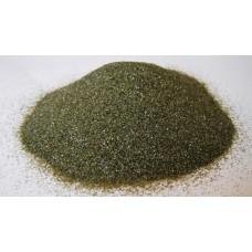 Цветной песок зелёный мох (1 кг)