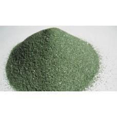 Цветной песок зелёный (1 кг)
