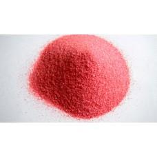 Цветной песок красный (1 кг)