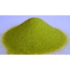 Цветной песок лайм (1 кг)